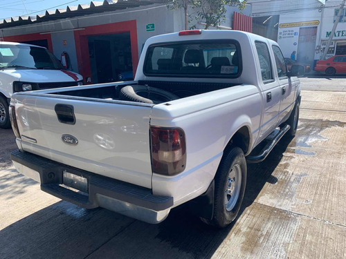 ford ranger pickup xl l4 crew cab 5vel aa mt 2007