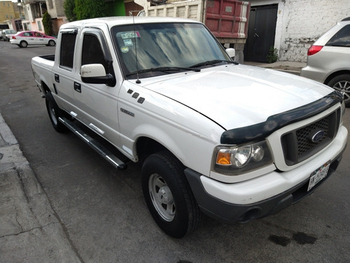 ford ranger pickup xl l4 crew cab 5vel aa mt 2009