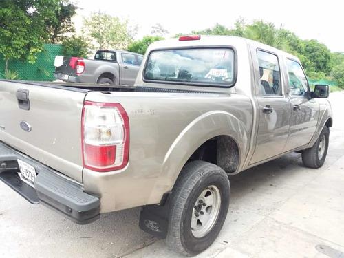 ford ranger pickup xl l4 crew cab 5vel aa mt 2010