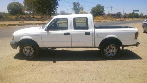 ford ranger pickup xl l4 crew cab 5vel mt 2007