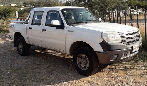 ford ranger pickup xl l4 crew cab 5vel mt