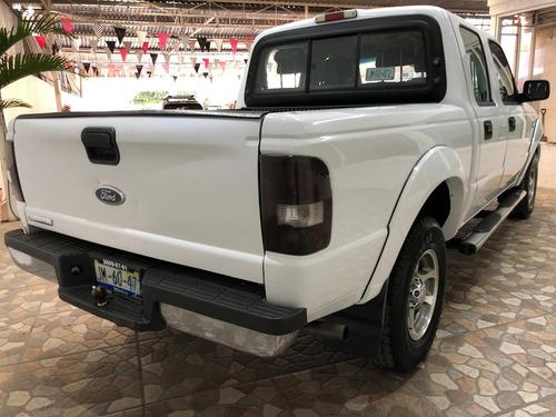 ford ranger pickup xlt l4 crew cab 5vel aa mt