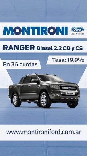 ford ranger ranger 2.2 tdi d/c