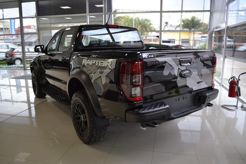 ford ranger raptor 2.0 4 cilindros 10 vel 2020 0km forcam md