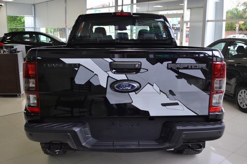 ford ranger raptor 2.0 4 cilindros 10 vel 2020 0km forcam md