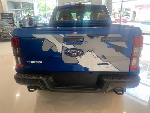 ford ranger raptor 2.0 4x4 entrega inmediata *