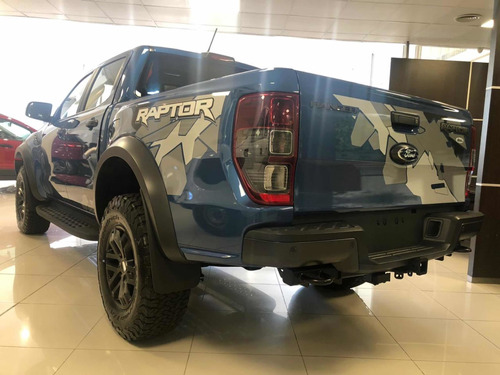 ford ranger raptor 2020 2.0l biturbo cabina doble 4x4