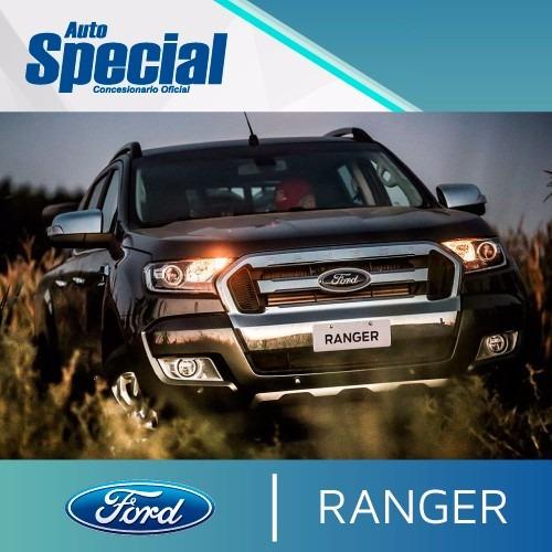 ford ranger td 3,2l cd limited 2018 4x4 automática gi4