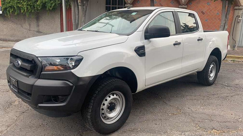 ford ranger xl 2017 doble cabina nueva
