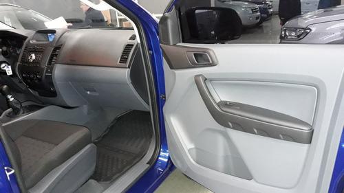 ford ranger xl 2.2 4x2 2018 0 km | financiamos