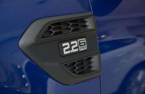 ford ranger xl 2.2 cabina doble  4x4 0km  as2