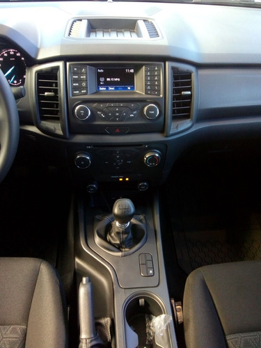 ford ranger xl 2.2 dc 4x2 0km 2021 stock físico 06