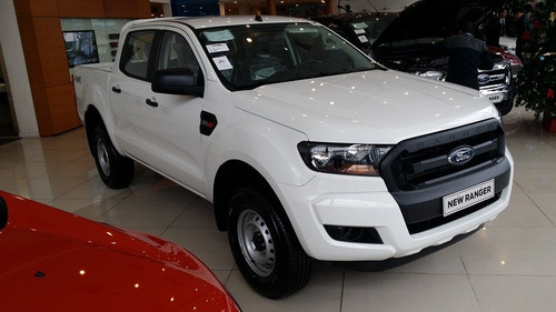 ford ranger xl 2.2 diesel doble cabina 4x4 0km fb2