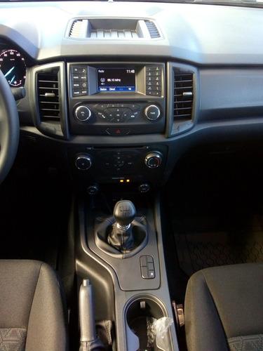 ford ranger xl 2.2 doble cabina 4x2 0km stock físico