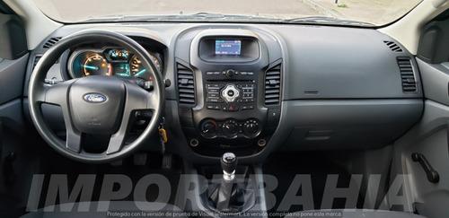 ford ranger xl 2.2l 4x2 tdi safety 2015