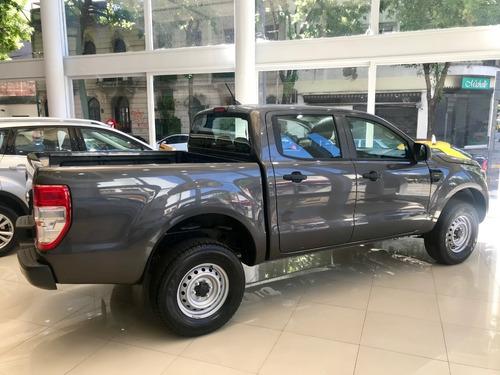 ford ranger xl 2.5 nafta cabina doble 0km oferta as2