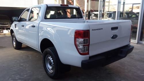 ford ranger xl 2.5l nafta c/doble