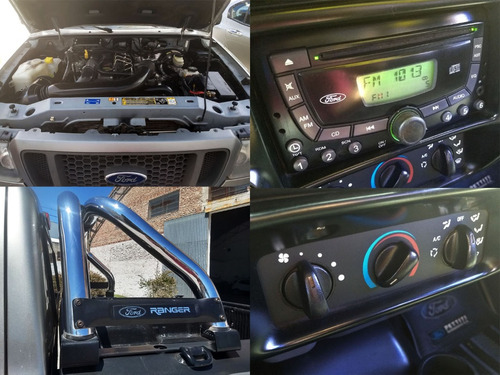ford ranger xl 3.0 tdi d/c 4x2 plus 2006