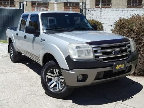 ford ranger xl 3.0 tdi dc 4x2 plus 2012