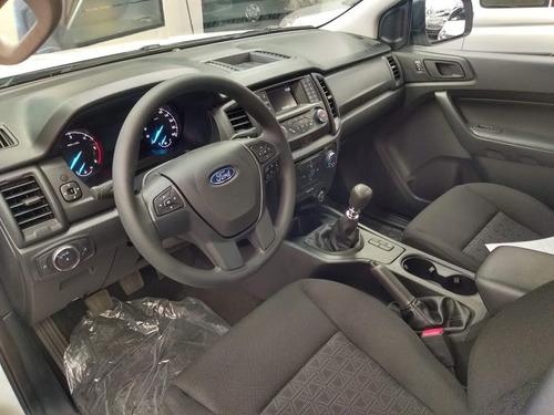 ford ranger xl 4x2 cabina doble 2.2 diesel 2020 (dm)