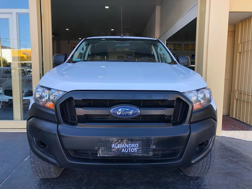 ford ranger xl 4x4 2017