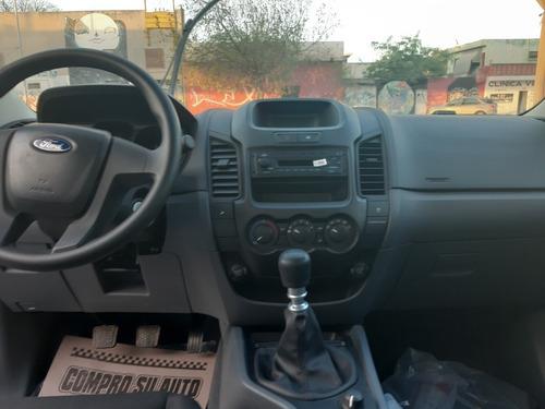 ford ranger xl 4x4 2019 diesel doble cabina  0  kilometros