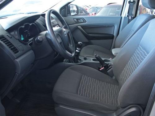 ford ranger xl 4x4 cabine dupla 2.2 16v