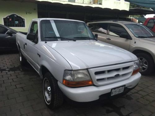 ford ranger xl cabina regular corto mt 1999