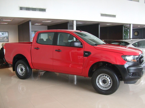 ford ranger xl cd 2.2 anticipo ctas fijas entrega inmediata
