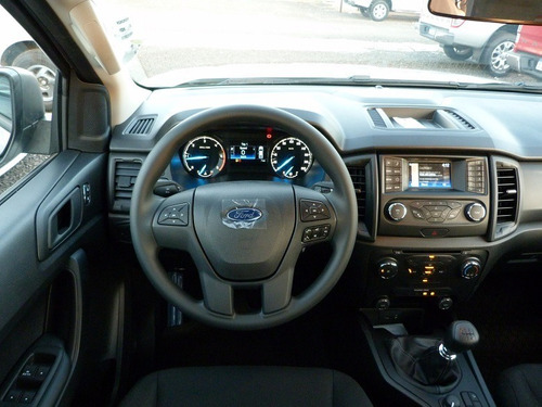 ford ranger xl dc safety 4x4 mt linea nueva