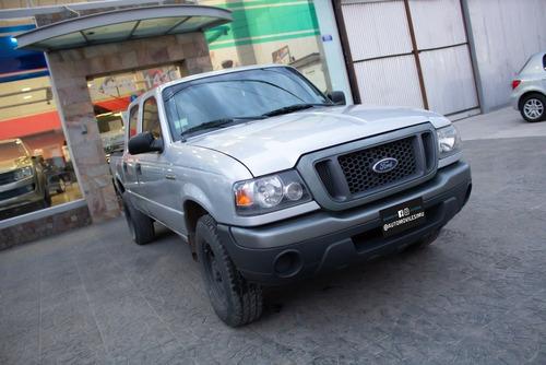 ford ranger xl plus 3.0 diesel 2007 gris