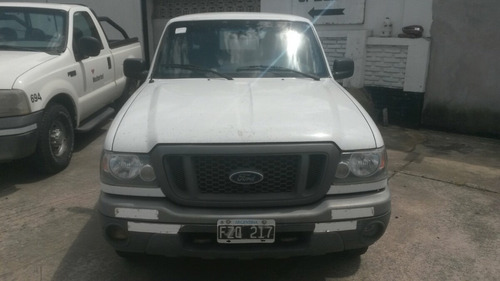ford ranger xl plus 4x4 2007