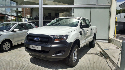 ford ranger xl safety 2.2 4x2 cabina doble 0km 2017 lc