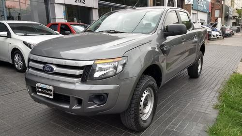 ford ranger xl safety  2.2 d 4x4 2015