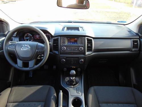 ford ranger xl safety dc 4x2, hilux, s10, amarok