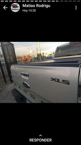 ford ranger xls 2017 3.2 4x2