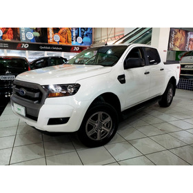 Ford Ranger Xls 2017 4x4 2.2 Automatico Diesel Completo