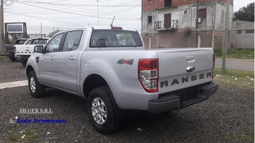 ford ranger xls 2020 4x4 manual con permuta y financia