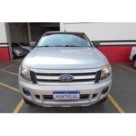 Ford Ranger Xls 2.5 16v 4x2 Cs 2014