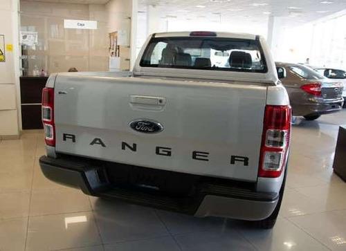 ford ranger xls 3.2 4x2 0km tengo stock as1