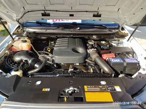 ford ranger xls 3.2 4x2 d/cabina 2017