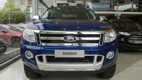 ford ranger xls 3.2 diesel 4x2 caja automatica fb2