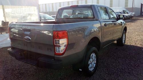 ford ranger xls 3.2l 4x2 manual, con usado y financiacion!!!