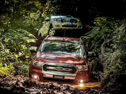 ford ranger xls 4x2 cabina doble manual 0km 2017 oferta