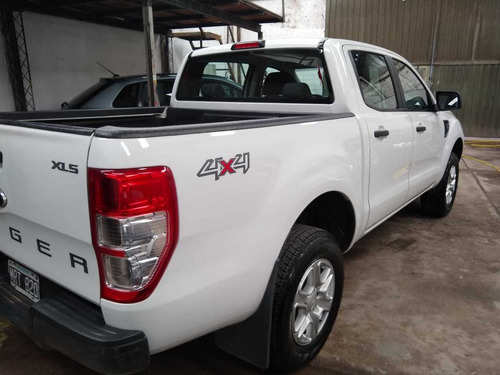 ford ranger xls 4x4 2013 impecable. oportunidad tasa 9.5%