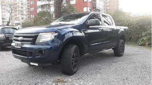 ford ranger xls 4x4 mt 2015