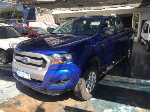ford ranger xls a/t 3.2 doble cabina 2017