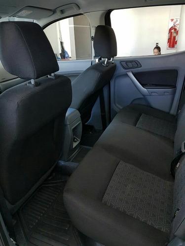 ford ranger xls at 3.2l t diesel 0km 4x2 dc gris mercurio