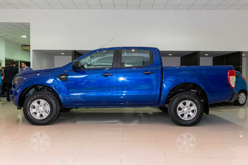 ford ranger xls cd 3.2 tdci 200cv 4x4 manual 0km linea 2019