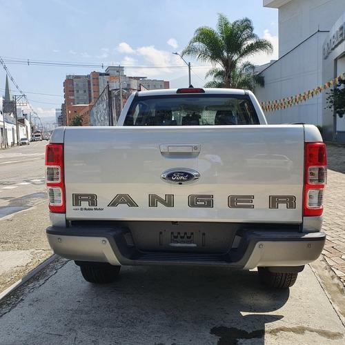 ford ranger xls mecánica 2.5 gasolina 2021